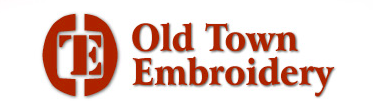 Old Town Embroidery Logo